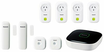 Panasonic Home Network System Control Kit Smart Wifi Wireless Protect KX-HN6032