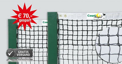 SONDERAKTION Paket 2x Tennisnetz TN20 Court Royal Das Meistverkaufte ca.3,4mm