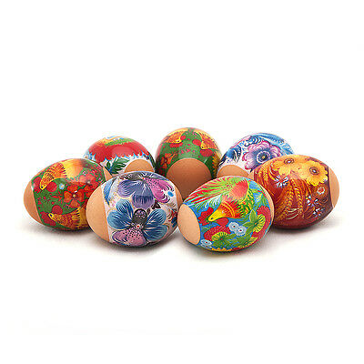 Traditional Easter Egg Shrinking Wraps/Sticker/Sleeve Egg Decor Bright Roosters