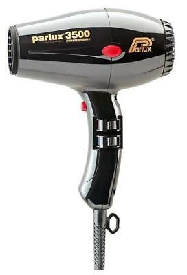 Parlux 3500 Professional Super Compact  Hair Dryer - Black