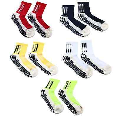 Quality Anti Slip Non-skid Style Football Socks Multi Color Sporting Thickening