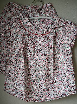 Confiture Baby Floral Outfit 12-18 Months