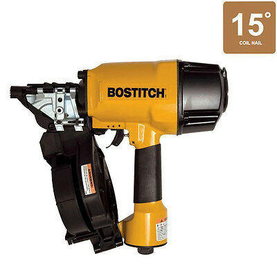 Bostitch N80CB-1 Round Head 1-1/2in to 3-1/4in Coil Framing Nailer