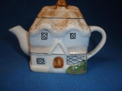 Miniature Decorative Porcelain Teapot