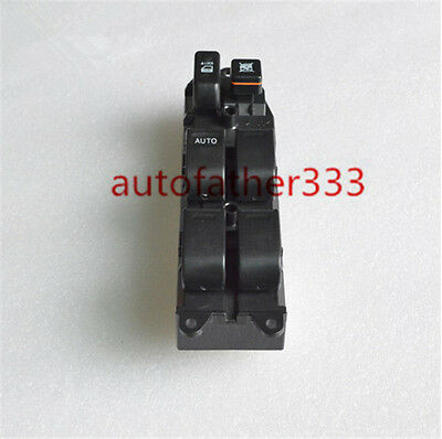 New Power Window Master Control Switch 84820-12340 For Toyota Corolla 1.6L 1.8L