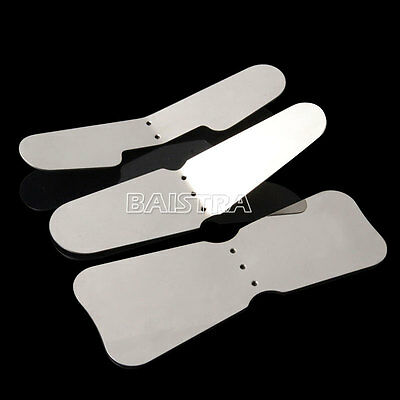 Sale 3X Dental ortho intra-oral Dental stainless steel photography mirrors New
