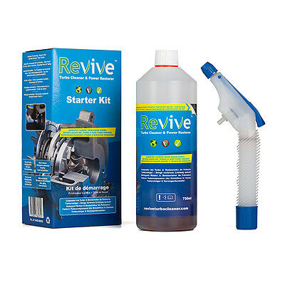 Revive Turbo Cleaner 750ml Starter Set