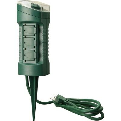 SOUTHWIRE 13547 WW 6 Outlet Power Stake Timer