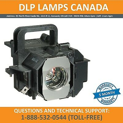 Epson ELPLP49 | ELP-LP49 | V13H010L49 Osram Projector Lamp with Housing