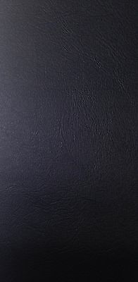 """Marine Vinyl Navy Blue Pleather Faux Leather Auto Outdoor Fabric By Yard 54""""W"""