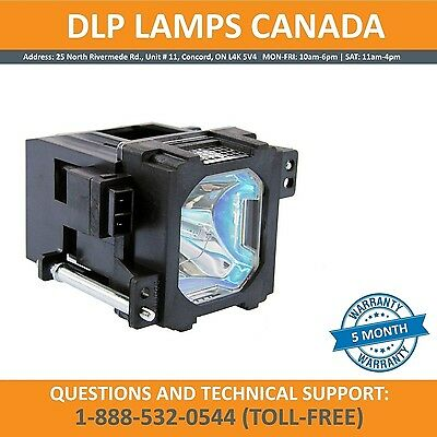 JVC BHL-5009-S | BHL5009S | BHL5009-S Replacement Projector Lamp with Housing