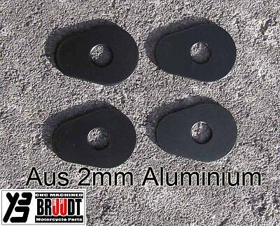 ADAPTERPLATTEN LED MINI BLINKER YAMAHA  MT07 MT09 Tracer