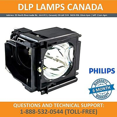 Samsung BP96-01472A Philips Replacement TV Lamp with Housing