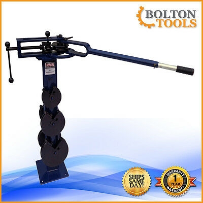 Bolton Tools Steel Metal Manual Tube and Pipe Bender RB-1