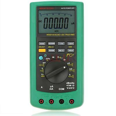 MASTECH MS8218 50000 Counts Auto-Range Digital PC Multimeter True RMS RS232 DMM