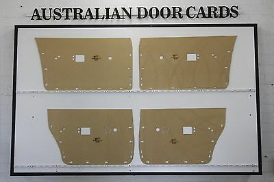CM 3mm Masonite Kick Panels VJ CL VK Chrysler Valiant VH