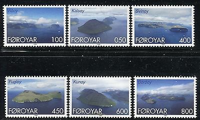 Faroe Islands 1999 Northern Islands/view/nature/archipelago/sea Mnh