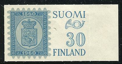 FINLAND 1960 HELSINKI STAMPS EXHIBITION/EMBLEM/COAT of ARMS/LION/POSTHORN MNH