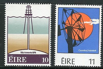 Ireland 1978/79 Energy/offshore Oil Well/natural Gas/windmill/sun/technology