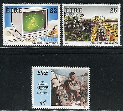 Ireland 1985 Industrial Innovations/computer Technology/peat Prod./engineers