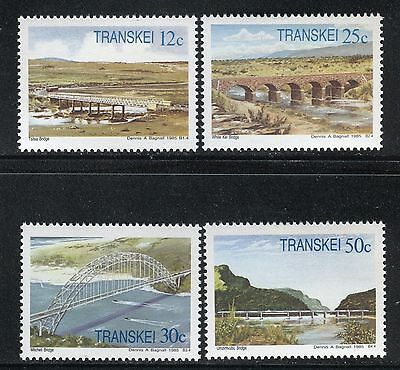 South Africa Transkei 1985 Bridges/nature/river/plants/waterar/chitecture Mnh