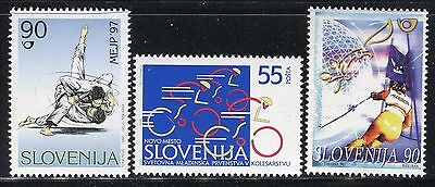 Slovenia 1996/97 Sport Events/world Junior Cycling/european Judo/women Cup Ski