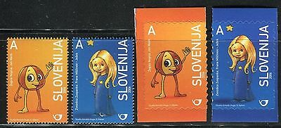 Slovenia 2006 Children's Book Characters/cartoons/comics/literature