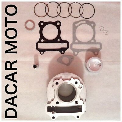 KIT CILINDRO COMPLETO KYMCO PEOPLE S 80 4T EURO 2 47mm