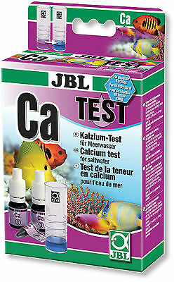 JBL Calcium Ca Test Kit Set for Salt Water Marine Tanks Corals