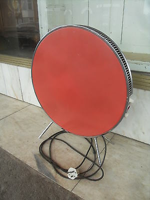 Vintage 1960's 70's Sofono Electric Heater / Retro Electric Heater