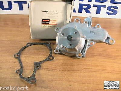New OAW T1430 Water Pump for Toyota Tercel 3AC 3A 3E 1.5L 1981-1988