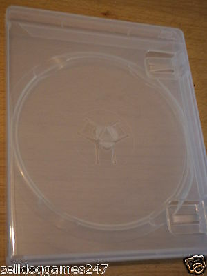 Official Sony Blu-Ray / Playstation 3 Replacement Case (Ps3) (Blu-Ray) Brand New