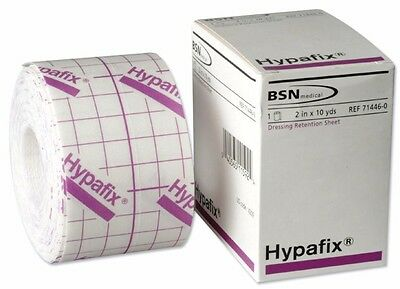 "Hypafix Tape by BSN Medical, 2"" or 4"" wide by 10 yards"
