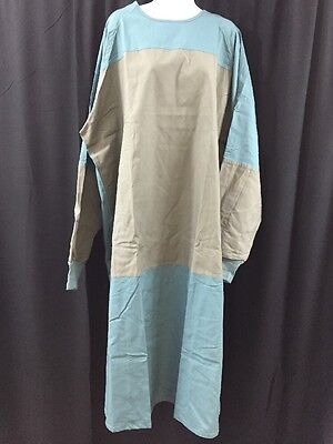 ONE NEW ALTRO HEALTH Surgical Operating Gown XL Extra Large 100% Cotton