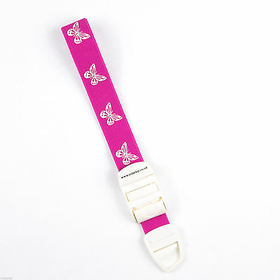 Medical quick release Tourniquet with butterfly - Pink colour