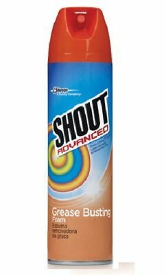 Shout Advanced Grease Busting Foam