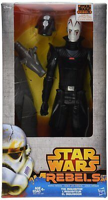 Star Wars Rebels Figur The Inquisitor bewegliche Spielfigur Figur ca 30 cm NEU