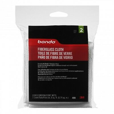 Bondo Extra Large Fiberglass Weaved Cloth (499) 8 sq. ft.