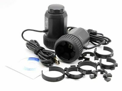 8.0 MP Auto Focus Microscope Camera USB Digital Electronic Eyepiece with Adapter