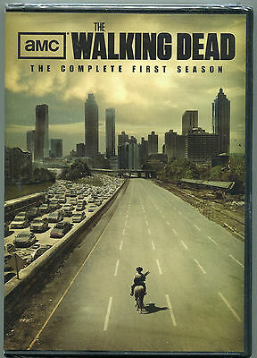 Walking Dead Complete First Season DVD Brand New - Factory Sealed