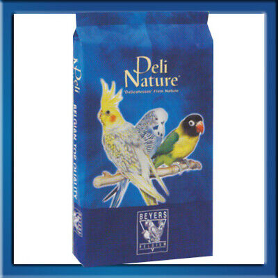 Deli Nature Wellensittichfutter Basis/Standard 20 kg (1.37 Euro pro kg)