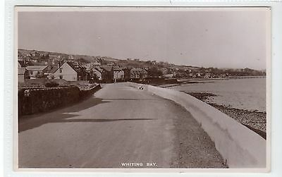WHITING BAY: Isle of Arran postcard (C15542)