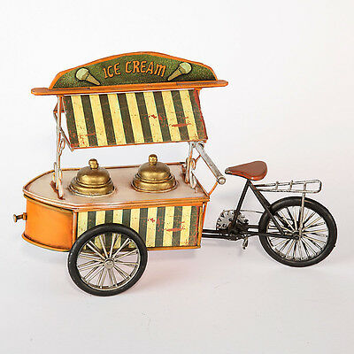 "Blechmodell ""Ice Cream Bike"""