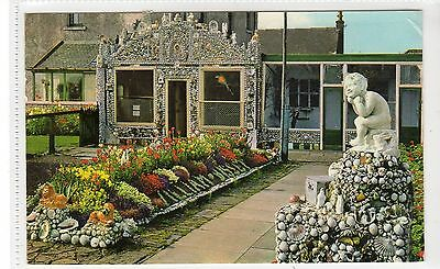 THE FAMOUS SHELL HOUSE, LEVEN: Fife postcard (C16055)