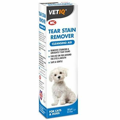 Mark and Chappell Tear Stain-UM Dog & Cat Fur Stain Remover 100ml