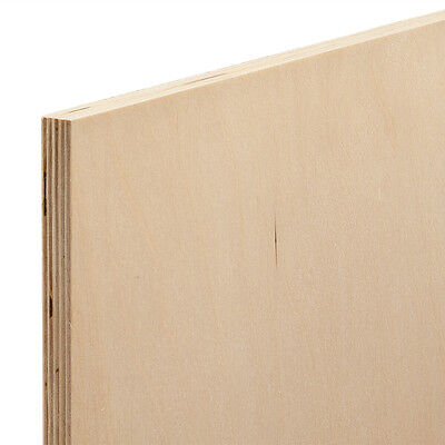 "Baltic Birch Plywood - 1/2"" thick, 12"" x 30"""