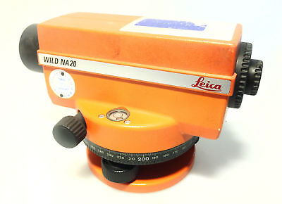 Leica / Heerbrugg  WILD NA20 Nivelliergerät Level Surveyor
