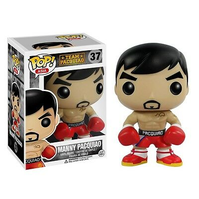 Funko POP Asia Pacman Manny Pacquiao Boxing