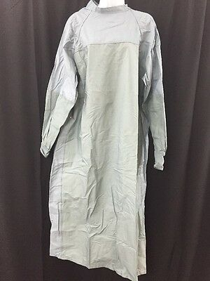 ONE NEW SEWING SOURCE Surgical Operating Gown L Large Misty 4903