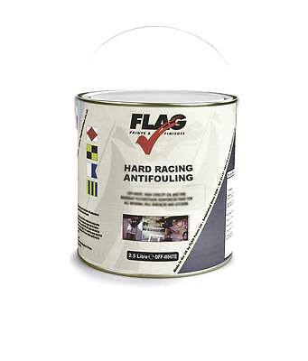 FLAG Antifouling Hard Racing 2.5L Bleu Clair